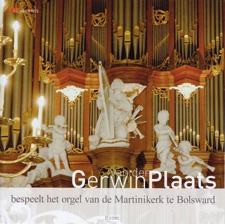 Bespeeld orgel Martinikerk te Bolsward