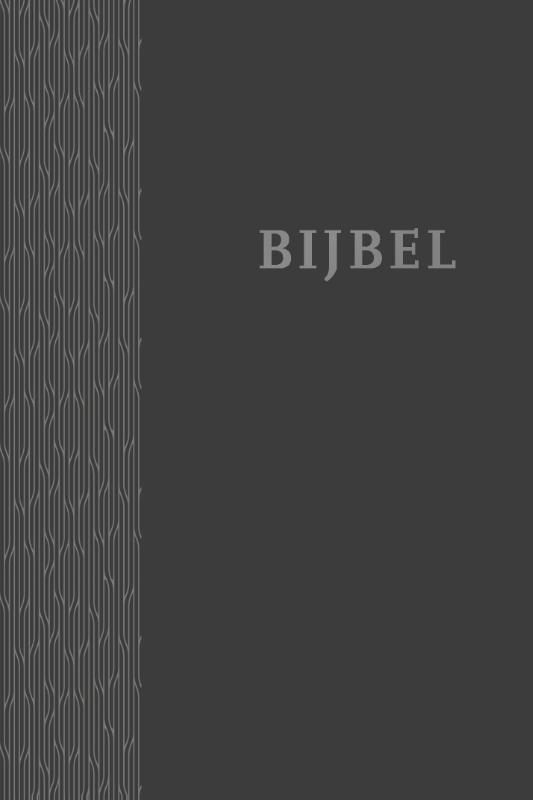 Bijbel (HSV) - hardcover antraciet