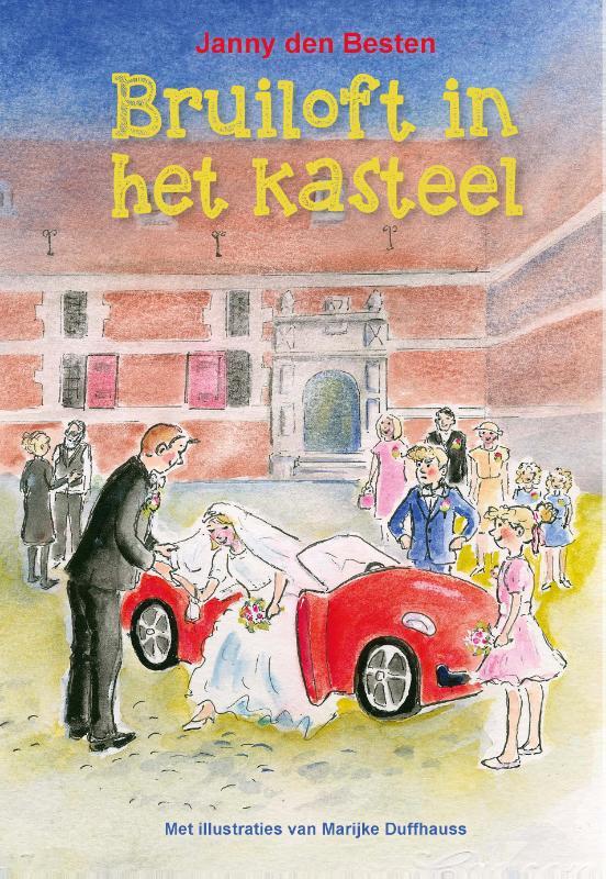 Bruiloft in het kasteel