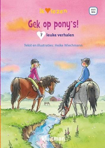 Gek op pony's! 7 leuke verhalen