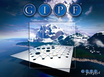 GIPF, bordspel