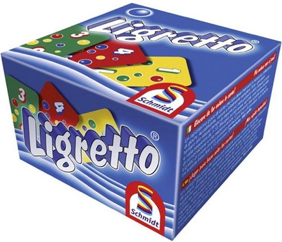 Ligretto (Blauw)