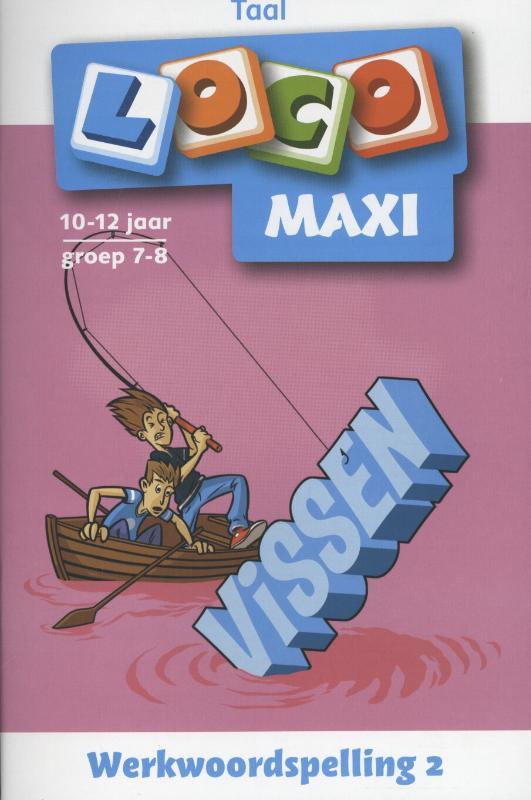 Loco Maxi  / werkwoordspelling 2, taal,
