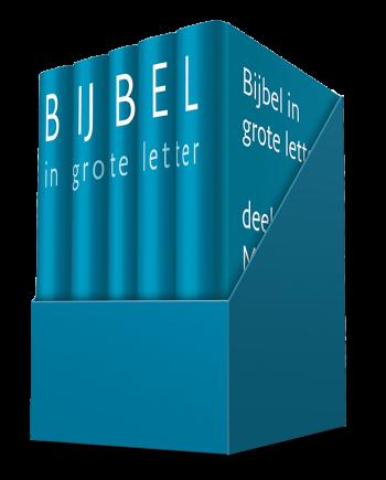 Nieuwe Bijbelvertaling Grootletter