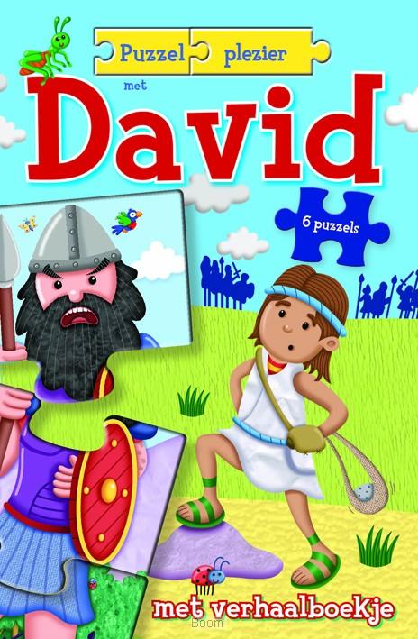 Puzzelplezier met David