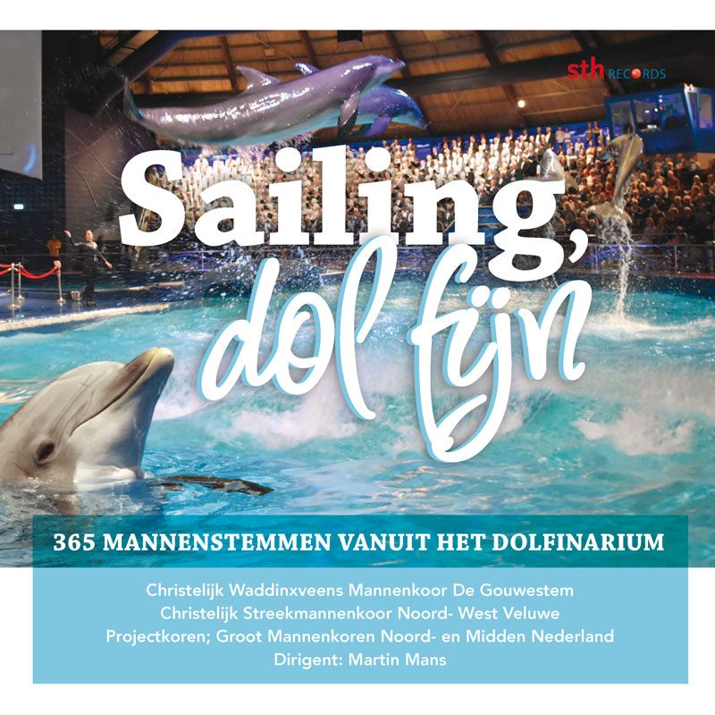 Sailing dolfijn