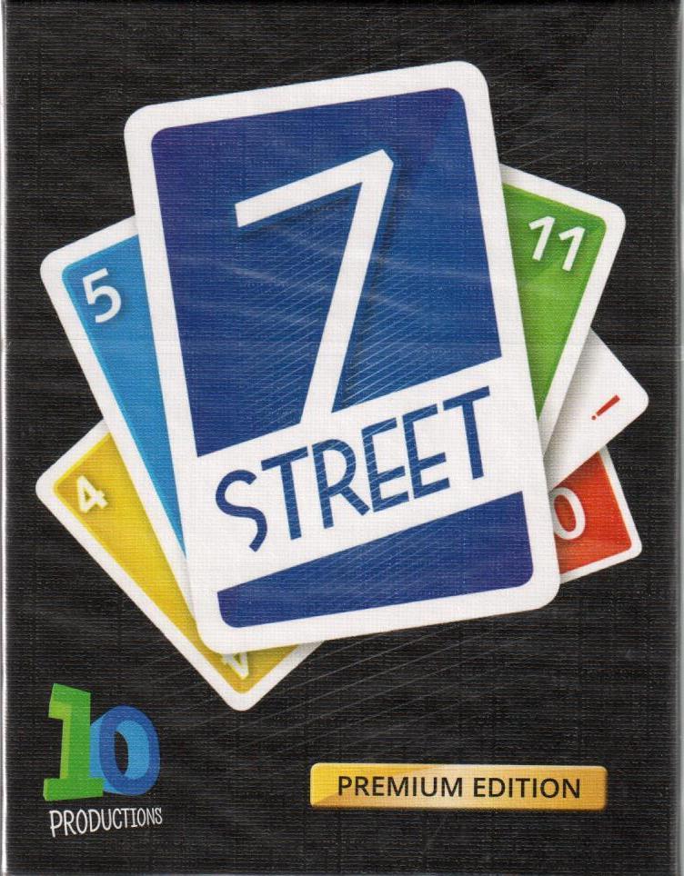 Spel 7 street