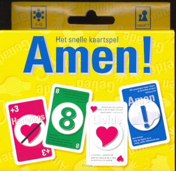 Spel amen