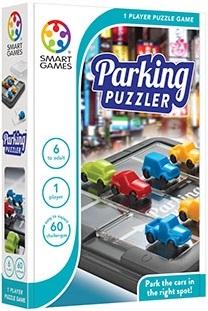 Spel parking puzzler 7+
