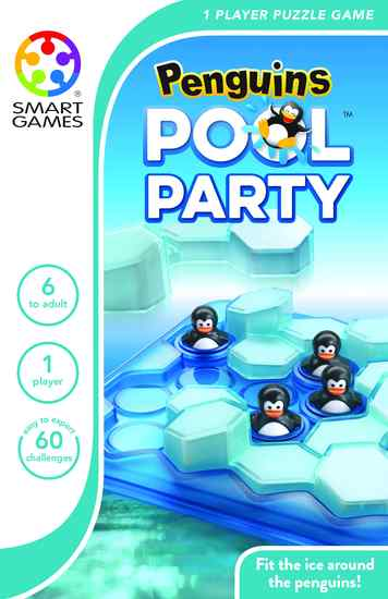 Spel penguins pool party 6+