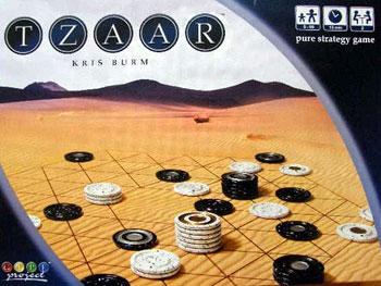 TZAAR, bordspel