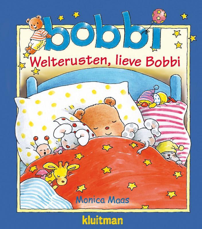 Welterusten, lieve Bobbi