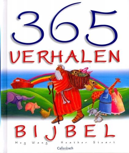 365 verhalen bijbel