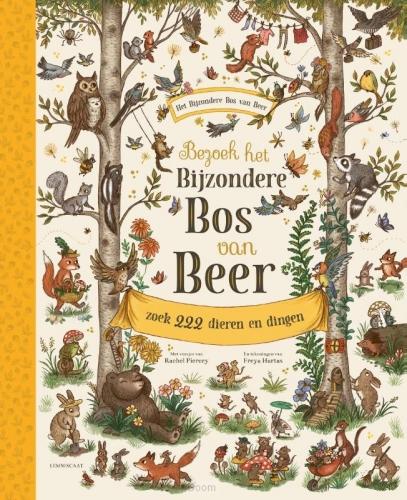 Bezoek het Bijzondere Bos van Beer