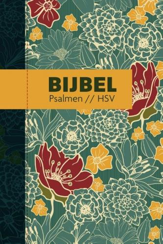 Bijbel (HSV) met psalmen - hardcover blo