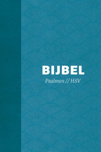 Bijbel (HSV) met Psalmen - hardcover pet