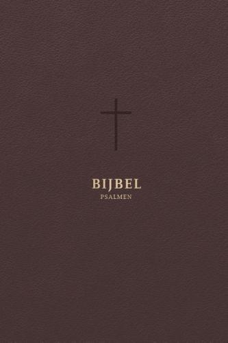 Bijbel (HSV) met psalmen - met goudsnee