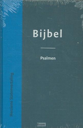 Bijbel met Psalmen hardcover (HSV) - 12x
