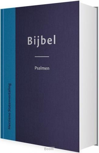 Bijbel met Psalmen vivella en index (HSV) + koker - 8,5 x 12,5 cm