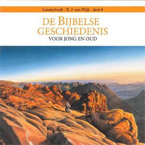 Bijbelse geschiedenis 4 LUISTERBOEK