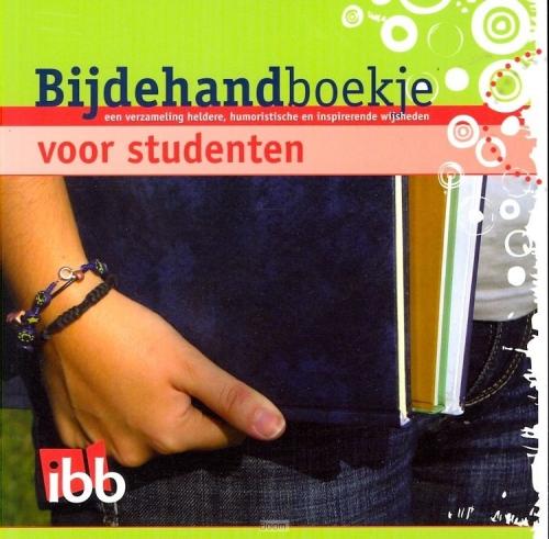 Bijdehandboekje voor studenten