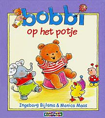 Bobbi op het potje