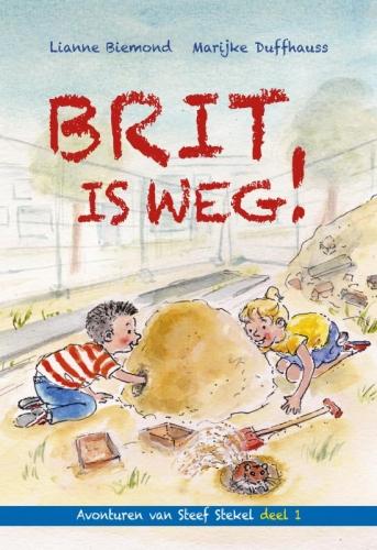Brit is weg!