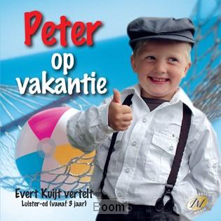 CD Peter op vakantie