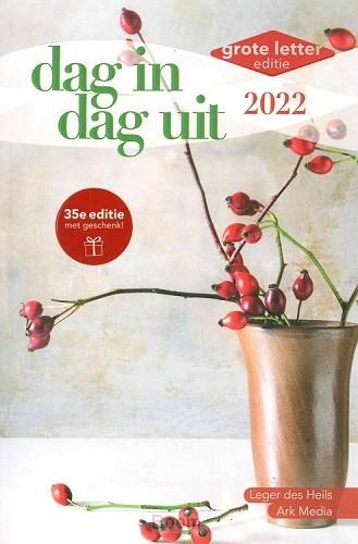 Dag in dag uit Groot letter editie 2021
