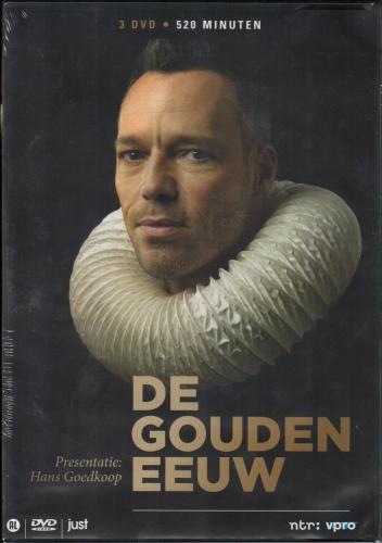 De gouden eeuw - 3 dvd
