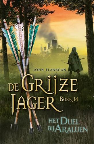 De Grijze Jager 14 - Het duel bij Aralue