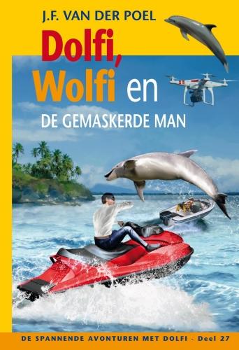 Dolfi en Wolfi en de gemaskerde man, dee