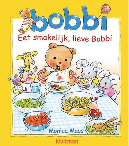 Eet smakelijk, lieve Bobbi