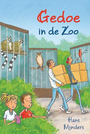Gedoe in de zoo