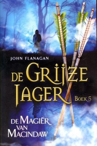 Grijze Jager 5 Magier van Macindaw