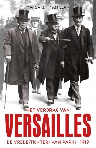Het verdrag van Versailles