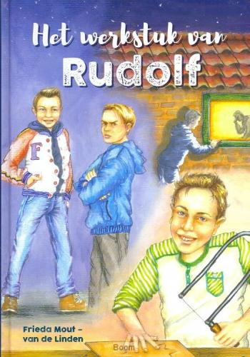 Het werkstuk van Rudolf