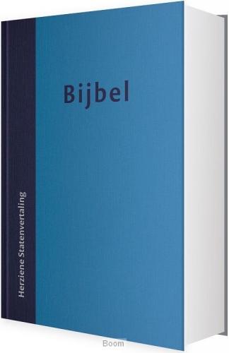 Huisbijbel (HSV) met vivella omslag