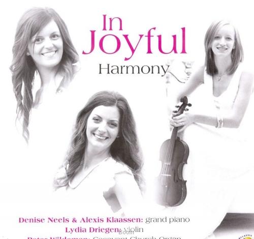 In joyful harmony