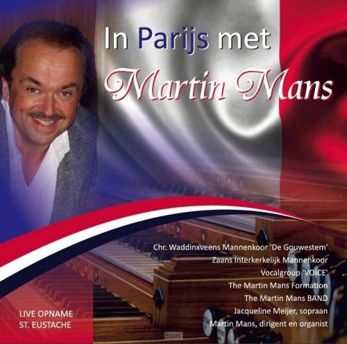 In Parijs met Mans