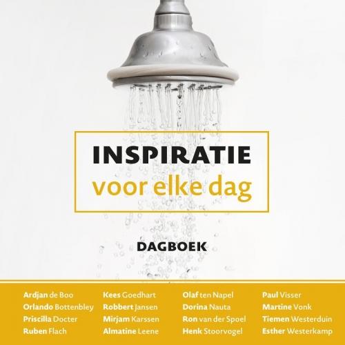 Inspiratie voor elke dag dagboek