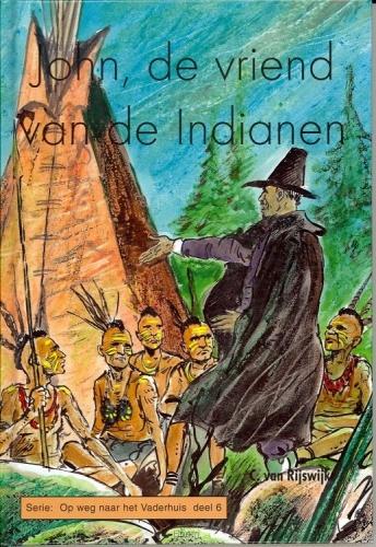 John de vriend van de indianen