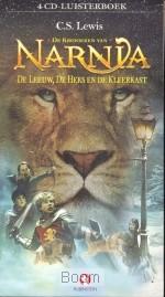 Leeuw de heks en kleerkast luisterboek