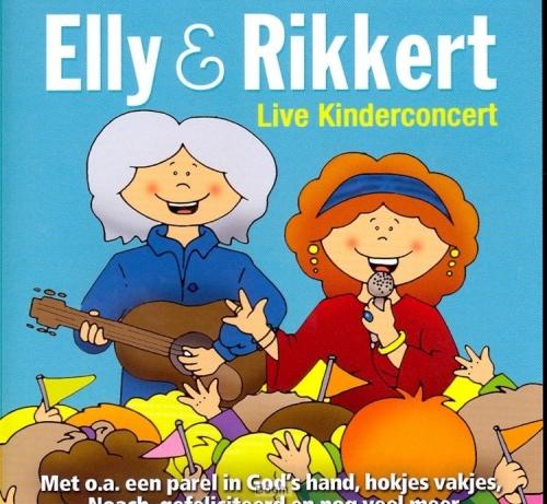 Live kinderconcert cd
