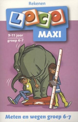 Loco Maxi Meten en wegen groep 6/7
