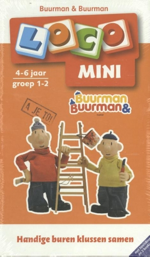Loco Mini Pakket Buurman en Buurman / 1