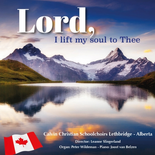 Lord, I lift my soul to Thee