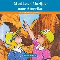 Maaike en m. naar amerika LUISTERBOEK
