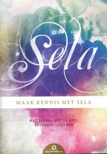 Maak kennis met Sela - muziekboek