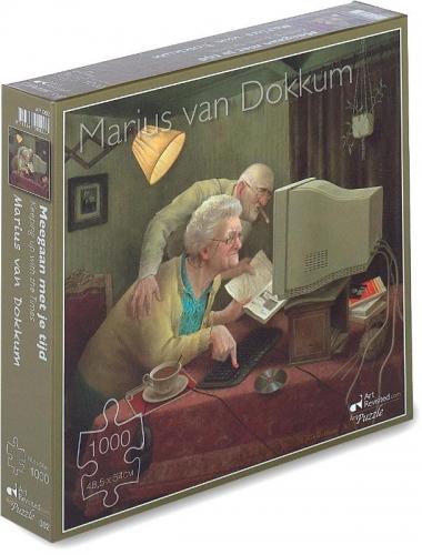 Marius van Dokkum - Meegaan met je tijd